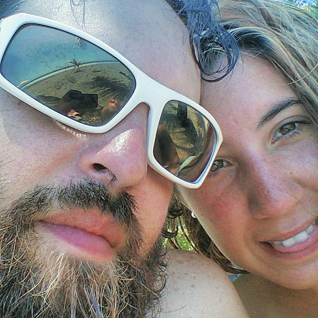 Disfrutando de la #Playa en #jaco #CostaRica #PuraVida