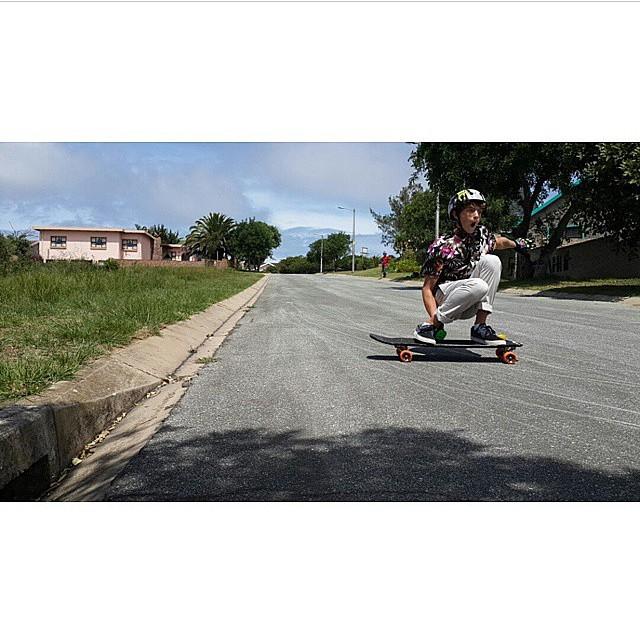 @_michael_mbb stoke-skate-gnarly-fun-face #keepitholesom