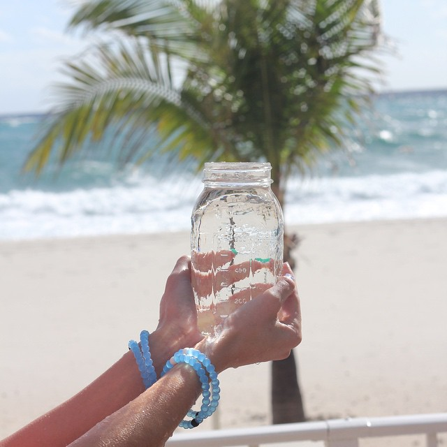 Bottled up #livelokai Thanks @jakebeauchamp