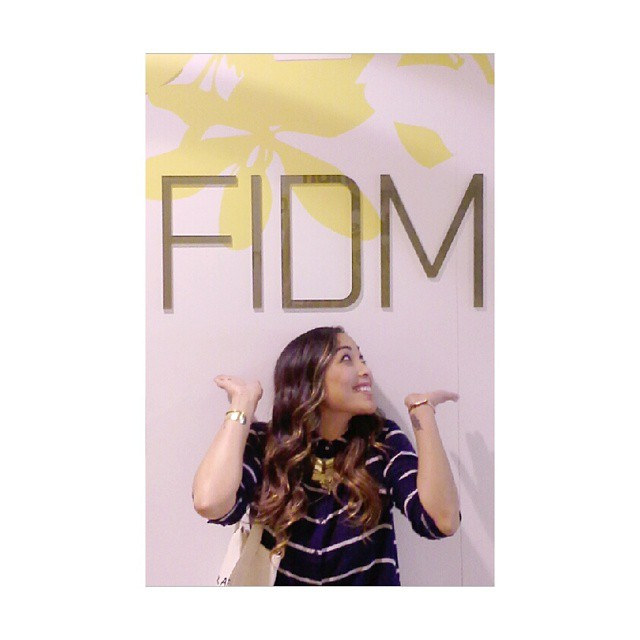 Fun Fact! Did you know Luv Surf's Creative Director is a FIDM grad?? BIG thanks to the Fashion Institute for Design and Merchandising in San Diego for inviting Ashley to speak today! #luvsurfapparel #wearthecalidream #liveyourdreams #speakup #inspire...