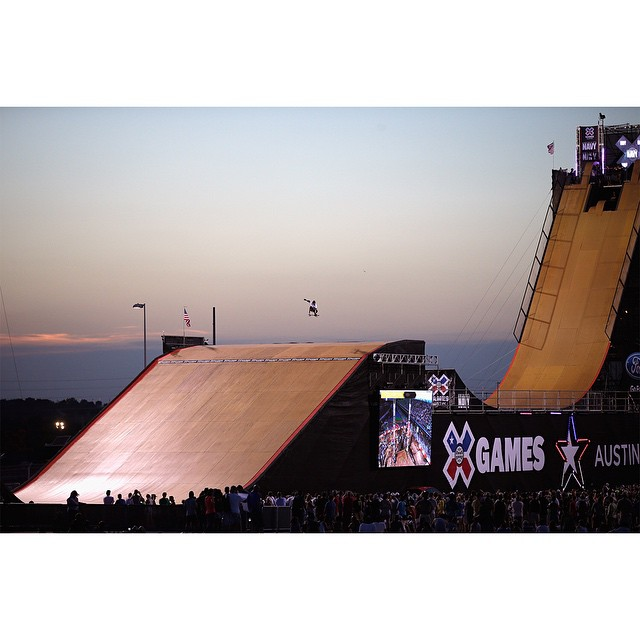 ICYMI: The first wave of athletes invited to #XGames Austin was announced yesterday.  Click the link on our profile page to check out who got the call! (