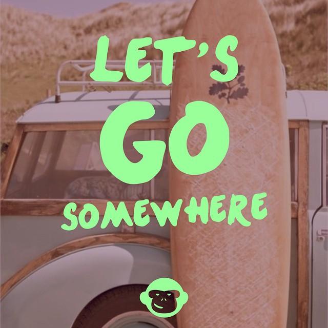 Es Viernes, entonces porque no? Let's go somewhere with #blackmonkey!! #blackmonkeystore #alpargatas #calzado #onda #friday #happiness #letsgosomewhere #summer #fashion #design #livefree #enjoy #instafollow #photooftheday #lnrugby #vamos William...