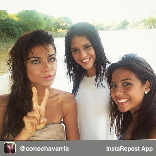 Repost from @conochavarria / Y un día las reef girls se volvieron a juntar y la rompieron toda para @gravedadzerotv