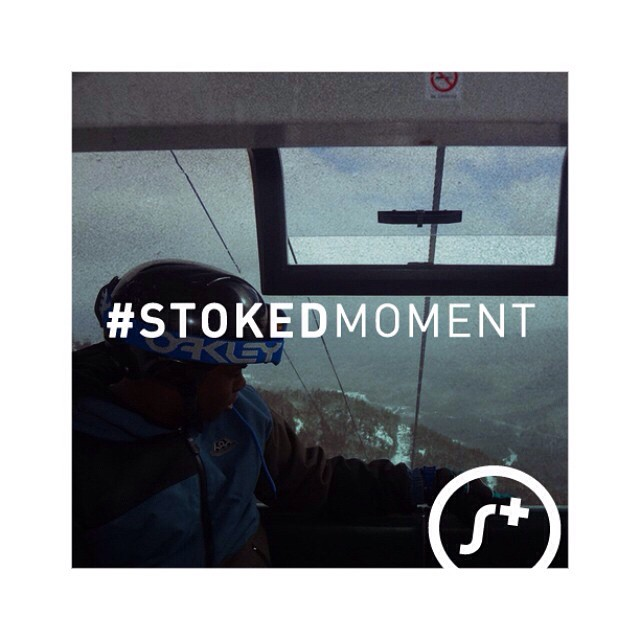 Heading up the mountain?  Don't forget to share your best #stokedmoment with us! If your photo with the #stokedmoment hashtag gets the most likes you'll win a Stoked tshirt & a pair of @knockaround sunglasses.  Contest ends tomorrow at midnight so get...