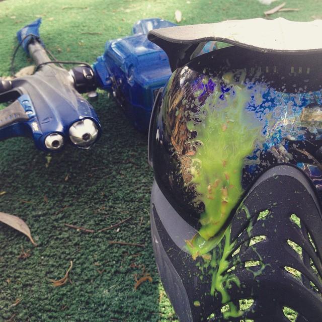 #velocityclip #vcgear #paintball #americancanyon #paintballjungle #vallejo #goodtimes  Weekend fun!!