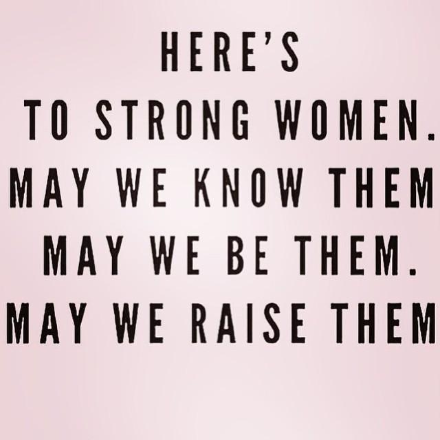 Happy #internationalwomensday! #noceilings