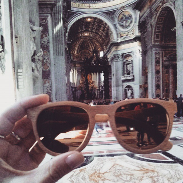#Famatina Haya, visitando al Papa en el #Vaticano http://www.kooshweb.com Mandanos tu foto con tus #Koosh por mensaje privado o subila y etiquetanos :)