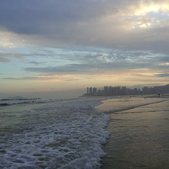 #nofilter #SaoPaulo #praia #guaruja