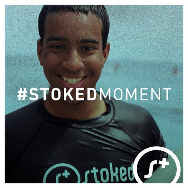 Thanks to everyone who entered our best #stokedmoment contest!  Stay tuned to find out who won. #stokedorg #staystoked