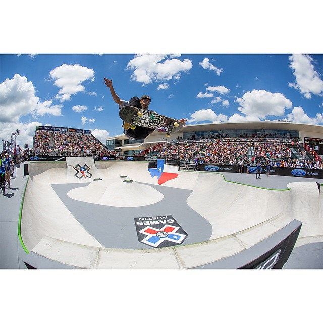 Three-time #XGames Skateboard Park competitor @greyson_fletcher turned 25 years old today. (
