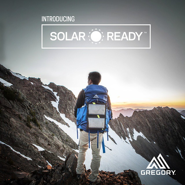 We're collaborating with like-minded brands to bring you Solar Ready™ products that seamlessly integrate with your Goal Zero Gear! We are proud to introduce the program with @gregorypacks! Follow the link in our profile to get yours.