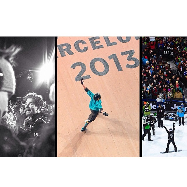 We are celebrating the holidays by counting down the top 20 moments from #xgames in 2013. What are your favorites? Check the full list at XGames.com