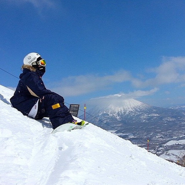 We are now in Japan and we love what it has to offer. #niseko #sapporo #FreshPow #welcometonature #mountainlife