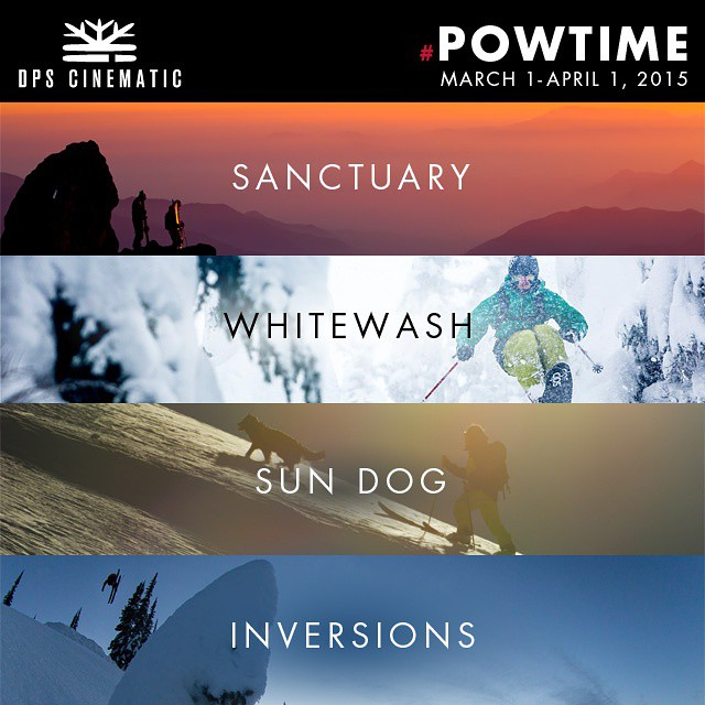 #Powtime enters its second week, if you're craving dreamy hits, indulge in the first season of DPS Cinematic's four-part series, 'The Shadow Campaign'. Two Vimeo Staff Picks, Banff Mountain Film selected, and other laurels: Visit: dpsskis.com/cinematic