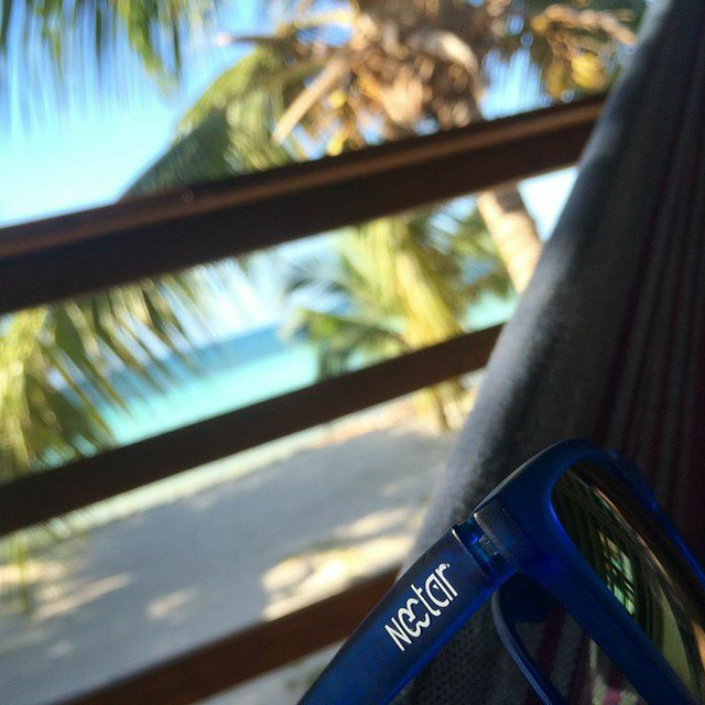 Live unbound in Belize || #thesweetlife #travelmore #nectarshades