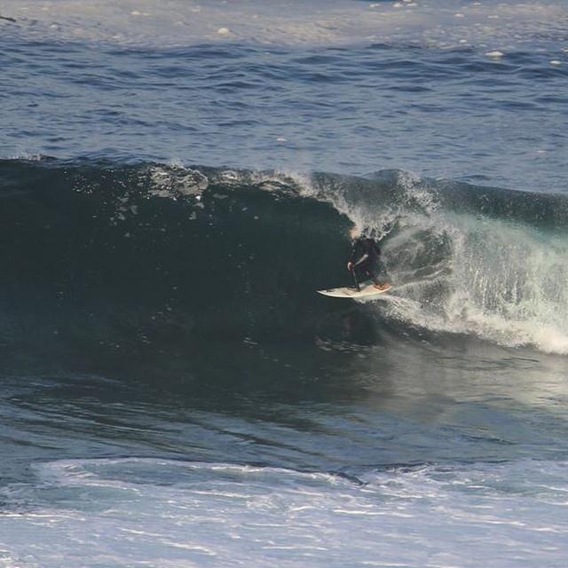 @juanarca1 en el paraíso de olas de Chile!  #soul #waves #chile #reefargentina