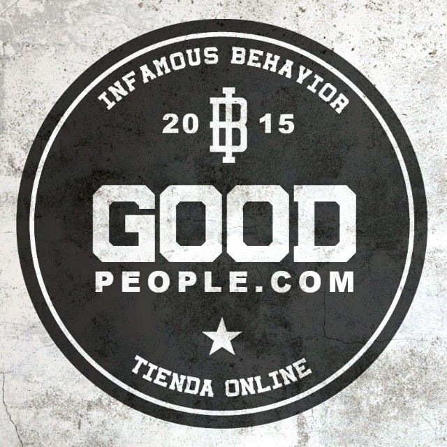 Vení a conocer nuestra tienda online!!! >>www.goodpeople.com/ar/infamous #remerasinfamous #eshop #newstoresteam #rockthisshit