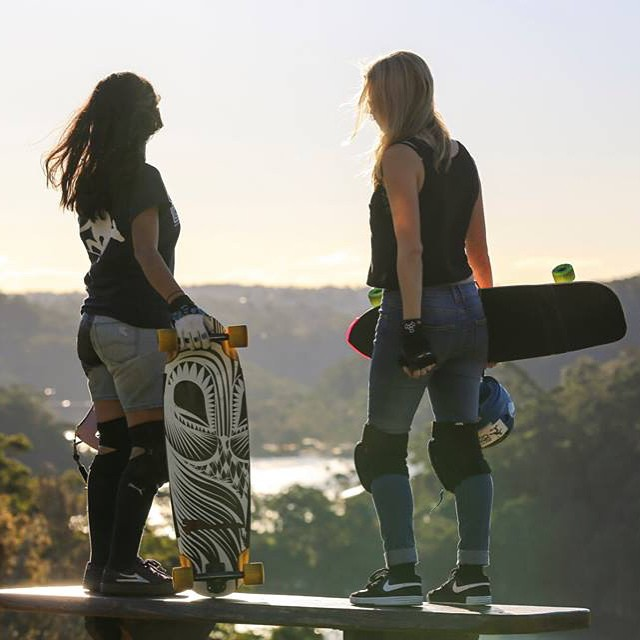 Go to www.longboardgirlscrew.com and check LGC Australia rider @aeward22 in her new mini-documentary about Sydney's scene, her skating & the stoke. So good!  Also feat. Some of the women in the Australian scene including LGC ambassador and all-around...