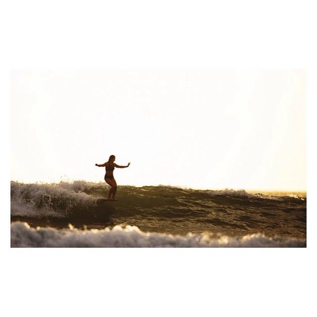 Seeababe @karinarozunko wearing the #seeamonterey surf bikini shot by the talented @drew_martin_photography #myseealife #seeababes #surfbikini