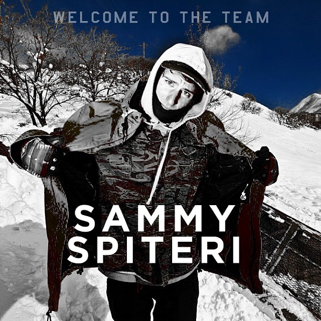 Welcoming another new member to the #iNiCooperative. Stoked to link forces with SammySpiteri, @sammy_spits . Lots to come all winter long from this guy @arborsnowboards @borealmtn