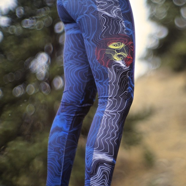 All of the preordered Red Rocks TOPO Leggings ship this week!  If you missed out on the pre-sale and would like to purchase a pair, please email baz@kinddesign.co (not .com) and we will notify you when available in the next couple of weeks. 100% made...