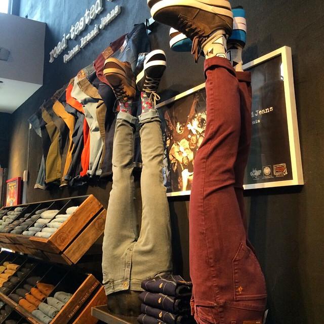 Colección invierno 2015 #VolcomBeandJeans #VBJ #W15 en todos los #VolcomStores