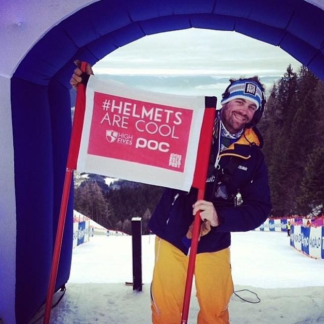 #regram from @altaschler | #helmetsarecool at Alpine Rockfest 2013 (Thank you Phil McNichol)