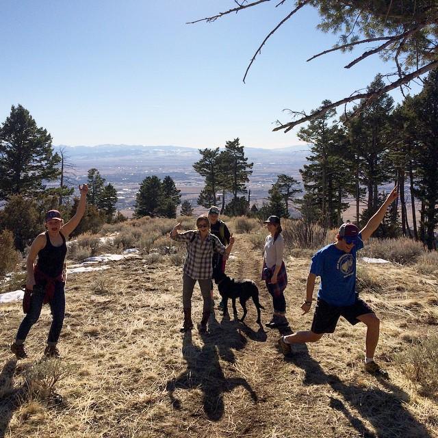 ASC live from Sypes Canyon #AdventureMeeting #BozemanRules