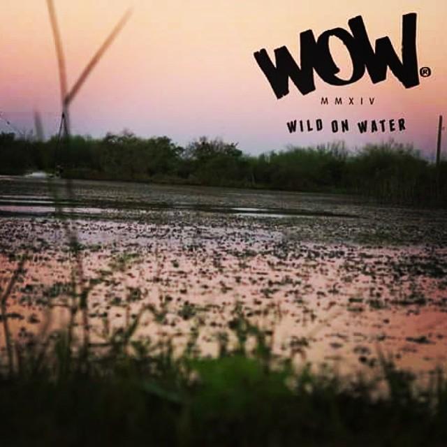 Wild on Water se viene la nueva temporada! #WOW #new #arrivals