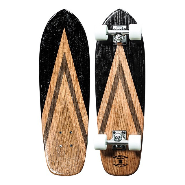 Got a few 1 of 1 oak cruisers up on the site. Go get them before their gone. #handmade #Nashville #cruiserboard #handmadeskateboard