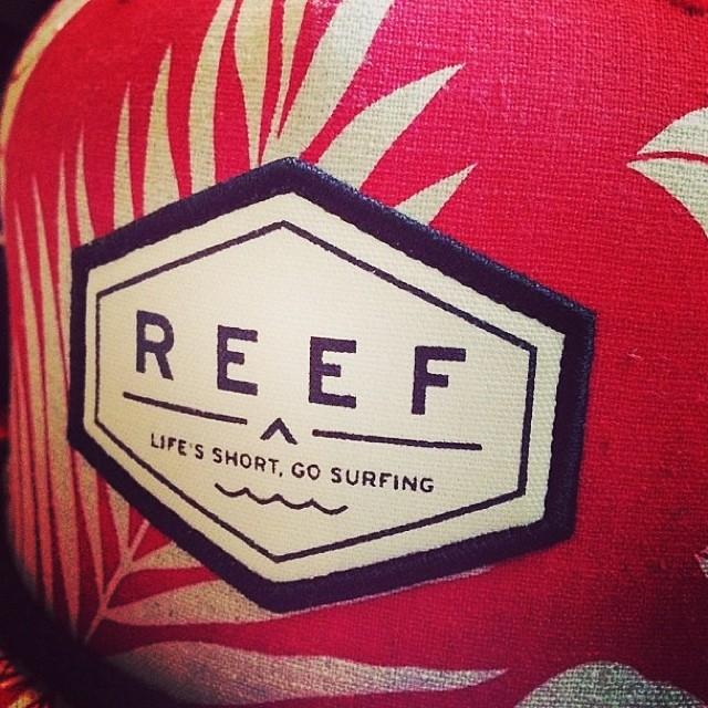 Life's short, go surfing #soul #surfing #reefargentina