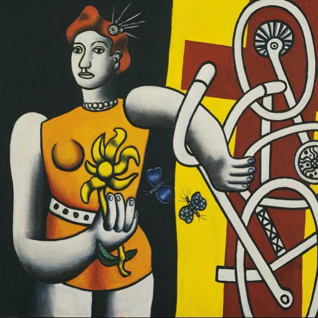 art + function, Fernand Léger #lovematuse #ckth