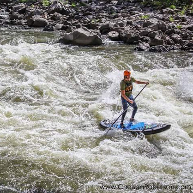 Hala Athlete Jeremiah Williams paddling down Shoshone on the Colorado River. #halagear #halaatcha #adventuredesigned #whitewaterdesigned #sup #supyeah #stand_up_paddle #standuppaddle #repostmysup #riversup #colorado #whitewatersup