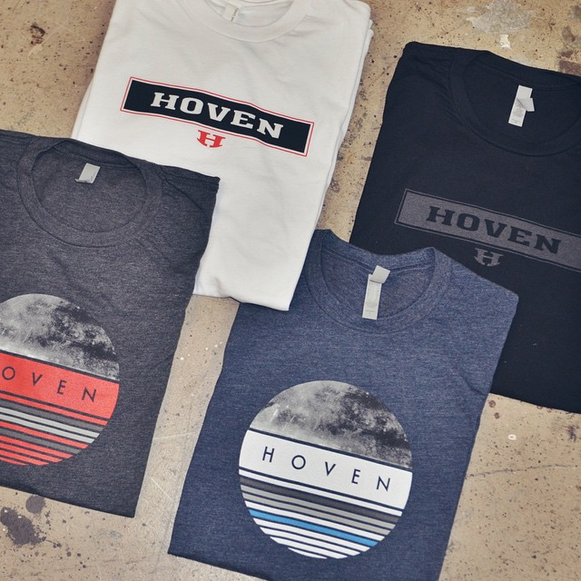 || New Hoven Apparel • Because We Care || #hovenvision #tshirts #apparel #newline #stayposted