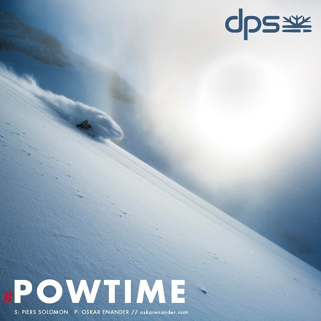Europe in March can be oh-so good. DPS Koala, @pierssolomon on Spoons in CH. #Powtime is ongoing through March and brings special incentives on Pure3 skis. Learn more… #Powtime Photo: @oskar_enander.