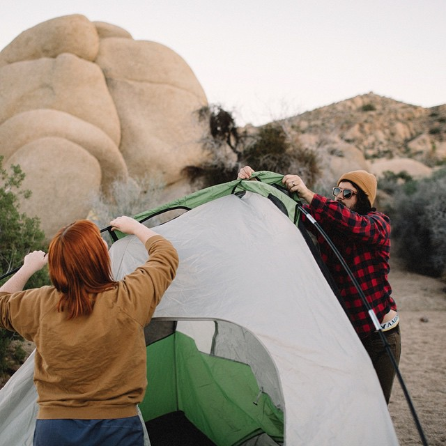 """I love spending my time around campfires with friends and exploring outside, so that's the direction I took when brainstorming ideas for this shoot. I didn't want things to be too posed or even feel like a photoshoot, I just wanted to capture a day of..."