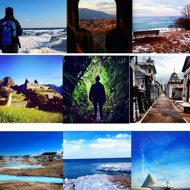 Amazing pictures from Ariana and Matt @busesandbackpacks  Read their amazing #adventure story on the @vibetribechronicles blog.  Look closely at their pictures and you'll see our #Cascade backpack! #travel #getoutdoors
