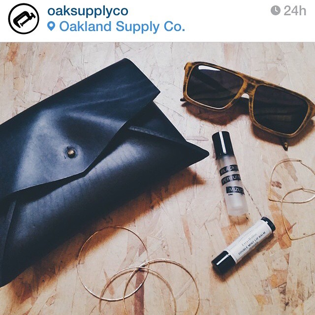 Headed to Oakland? Try on WOOED at Oakland Supply Co!