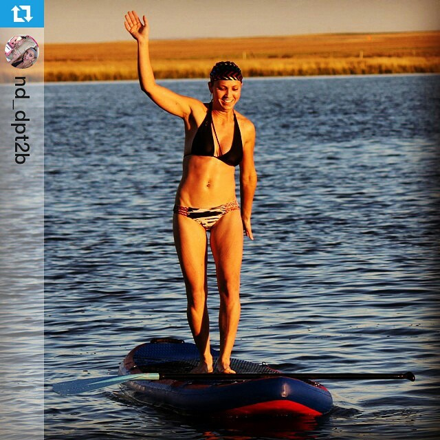 #Repost from @nd_dpt2b out enjoying the #halastraightup ・・・ #halagear #adventuredesigned #supeverydamnday #sup #standuppaddle #stand_up_paddle #repostmysup #weloverivers #weliveadventure #paddleboard #theweeklyinsta #outdoorwomen #outdoorbella