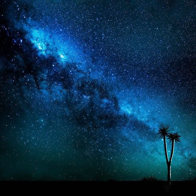 The Milky Way Galaxy #lovematuse pc Samran Hannan