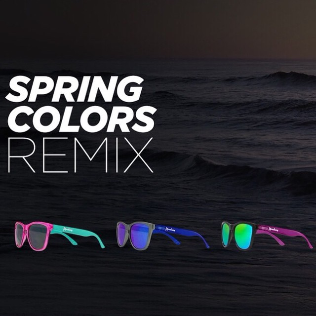 Spring is here and so are the shades! Create Your Own by tapping the link in our bio