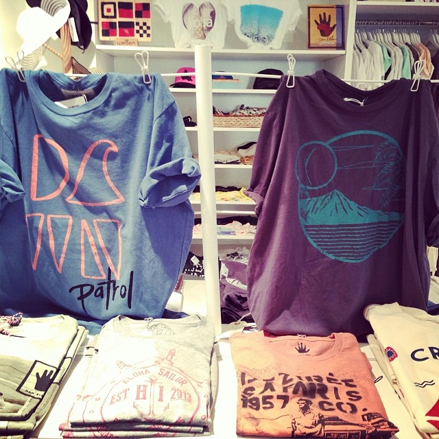 #organik men's #organic cotton #tees grown without pesticides, chemicals and #madeinusa are available at @fightingeel @teeteebarhi downtown #Honolulu.