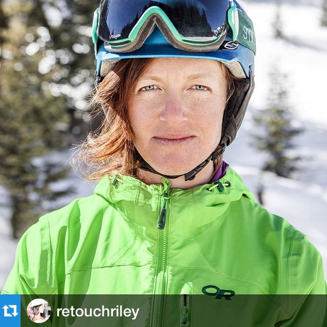 Here's to the women who continue to push the boundaries. We are featuring you this week! Tag your photos with #IAmSJ for a chance to be featured on our Instagram feed. #Repost @retouchriley・・・Sheldon Kerr holds the highest level of avalanche...