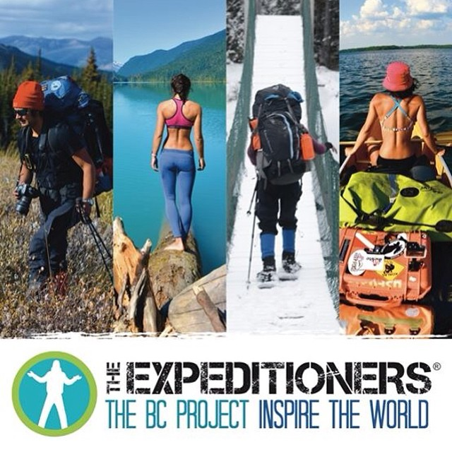 Stoked to be a part of @theexpeditioners journey across British Columbia! Follow their page to watch them trek, canoe, kayak (and more!) across one of the most beautiful landscapes this side of the world ☀️