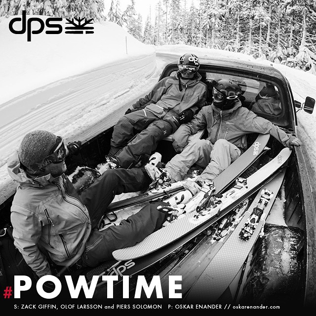 Spoon laps during the filming of DPS Cinematic's, Whitewash, with DPS Koalas, @oloflarsson, @pierssolomon, and @zackgiffin. #Powtime  Photo: @oskar_enander.