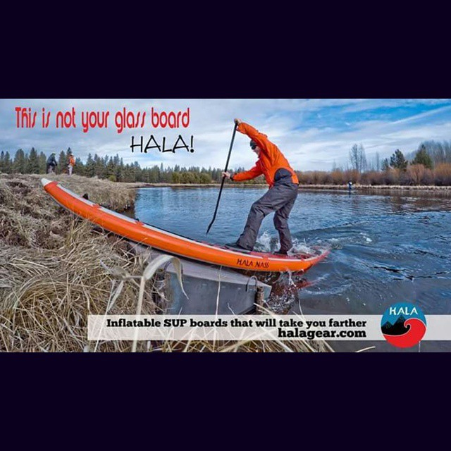 Inflatable SUP boards that will take you farther! www.halagear.com #halagear #halasup #halanass #adventuredesigned #supeverydamnday #sup #jib #inflatablesup #standuppaddle #stand_up_paddle #paddleboard #theweeklyinsta #repostmysup
