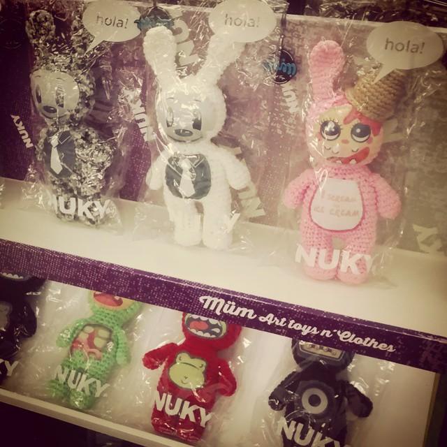 #toys #crochet #miumtoys #nuky