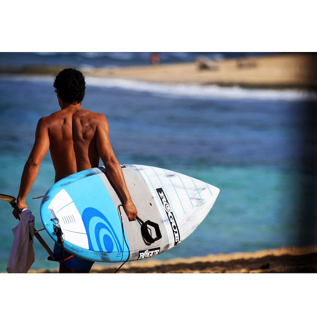 It's Friday people, ditch work and grab your board! #roguesup #paddle #surf