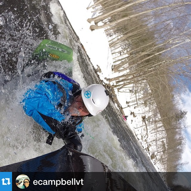 #Repost @ecampbellvt getting after it in the water. Love seeing all these #outdoorwomen representing SheJumps! ・・・