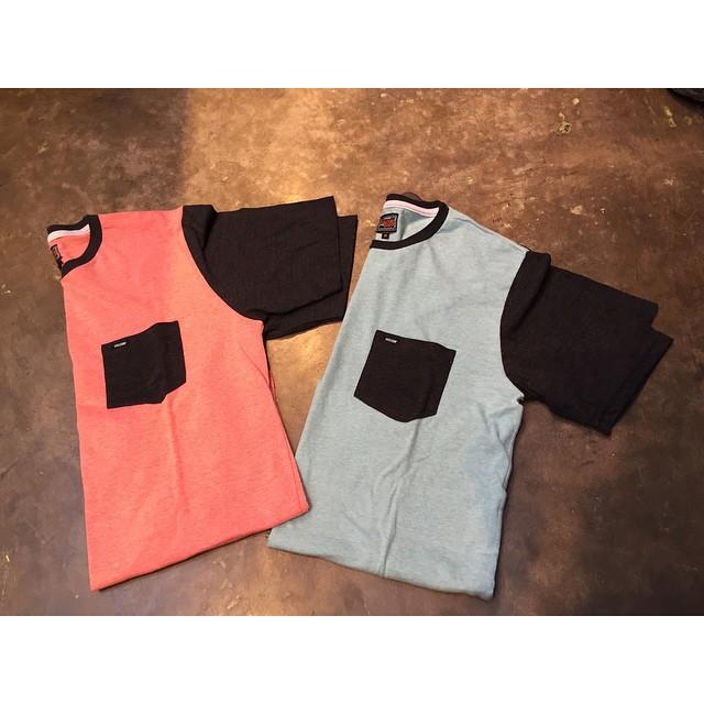 Combo Pocket Colors Tee a un precio irreal! Pasa por #VolcomStore! #VolcomTee #SS15 #Liquidación #TrueToThis